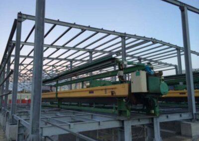 lavorazioni metalliche industriali lavorazione ferro e acciaio Sardegna Nuova sismet Srl